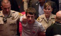 El agresor fue identificado como Michael Steven Sandford.