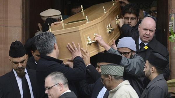 Asad Shah fue asesinado el 24 de marzo pasado.