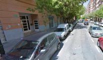 Imagen de la calle Isla Cabrera, Valencia.