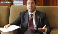 El presidente de Afinsa, Juan Antonio Cano.