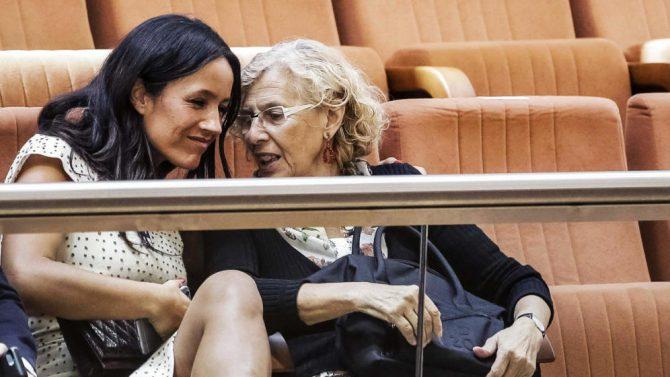 Más que amigas: Manuela Carmena conversa con Begoña Villacís (C's)