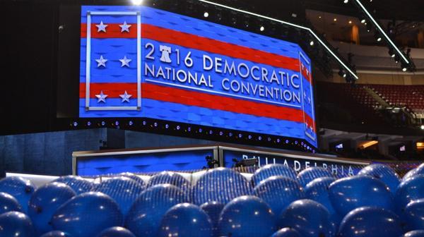 La convención reunirá a los 4.764 delegados demócratas