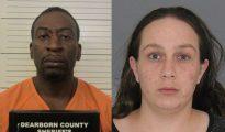 Shandell Willingham, el traficante, y April Corcoran