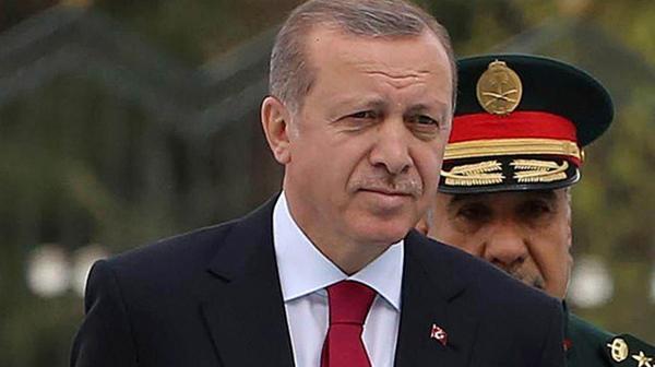 Recep Rayyip Erdogan, presidente de Turquía