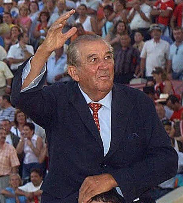 El rejoneador, ganadero y empresario Fermín Bohórquez Escribano, que ha fallecido hoy.