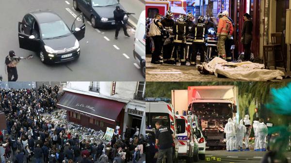 Francia se ha convertido en blanco del terrorismo islámico