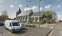 La iglesia de la localidad francesa de Saint-Etienne-du-Rouvray, donde se produjo el ataque