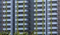 Vista de instalaciones para Australia en la Villa Olímpica en Río de Janeiro.