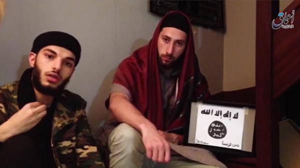 Los atacantes del sacerdote de Normandia grabaron un video de lealtad a ISIS