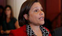La ministra de Salud de Venezuela, Luisana Melo.