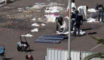 Varios niños, entre las víctimas mortales del atentado de Niza.