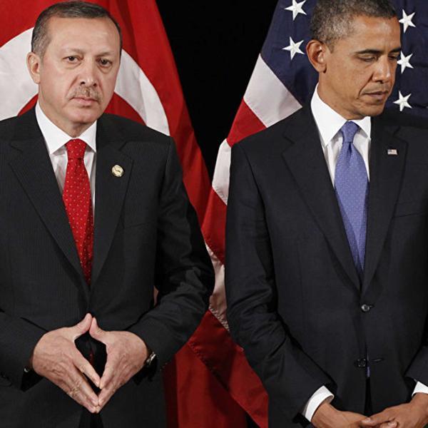 La relación entre Erdogan y Obama, una alianza estratégica llena de tenciones.