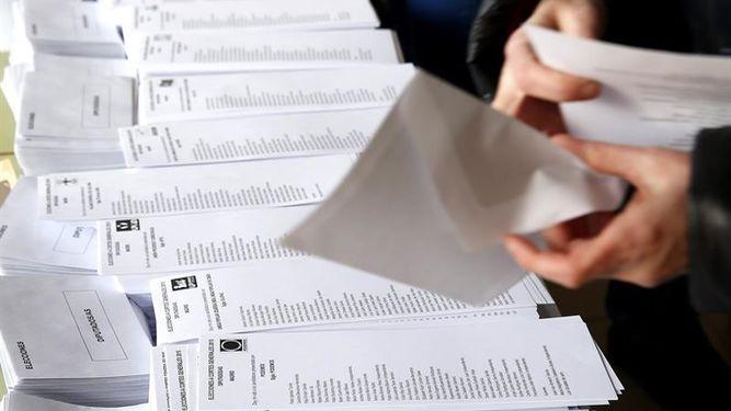 El coste de las elecciones del 20-D y del 26-J fue de aproximadamente 130 millones de euros
