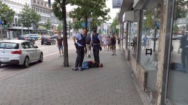 La policía alemana detiene a sospechosos tras el ataque a un centro comercial en Múnich