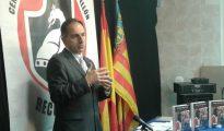 Conferencia de Pedro Varela en Castellón.