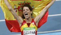 Ruth Beitia, medalla de oro en Río.
