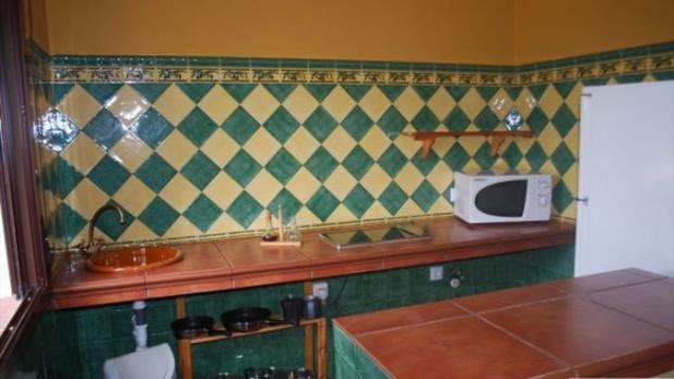 Imagen de la cocina de la casa