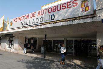 Los hechos se produjeron en los balos de la estación de autobuses de Valladolid.