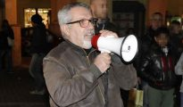 Hamza Piccardo, el líder musulmán que encabeza la campaña en favor de la poligamia en Italia.