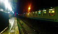 Estación de Livorno.