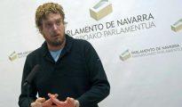 Mayorga Ramírez, parlamentario navarro de Bildu
