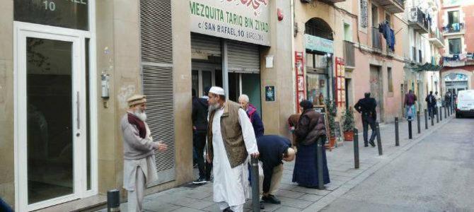 Imagen de una calle catalana.