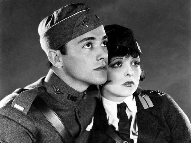 Fotograma de la película Wings.