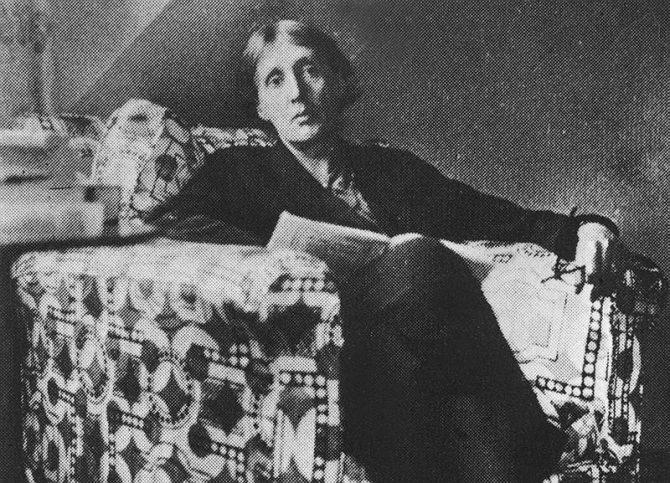 Retrato de la escritora británica Virginia Woolf, seudónimo utilizado por Virginia Stephen