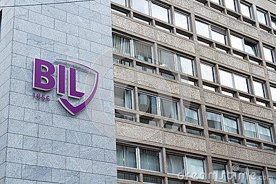 Banque Internationale de Luxemburgo (BIL).