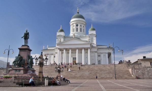 Catedral de Helsinki.