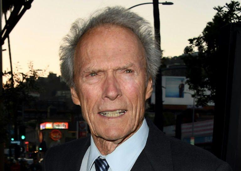 """El director Clint Eastwood asiste a la proyección de su filme """"Sully"""", el 8 de septiembre de 2016, en West Hollywood (Estados Unidos)"""