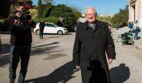 El, hasta ahora, obispo de Mallorca, Javier Salinas.