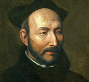 Ignacio de Loyola.