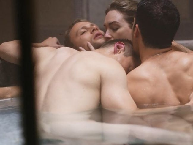 gay lycra galleries