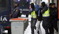 Operación contra el terrorismo yihadista (Archivo)