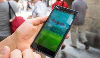 En la imagen, el juego para smartphone Pokémon Go.