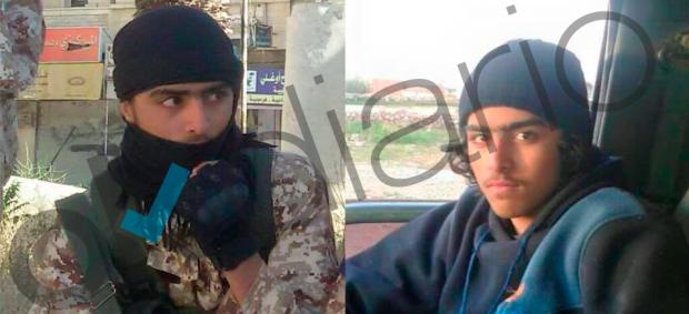 Alhadi Alhadi, terrorista en territorio sirio, amigo de Riizvan (OK diario)