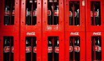 Varias botellas de Coca-Cola.