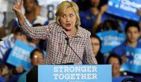 Un voto por Hillary Clinton es un voto por una guerra nuclear, según The Independent.