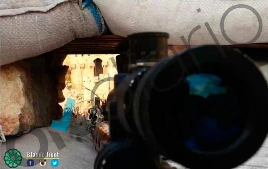 Una de las fotos del hijo de Osama a la que dio 'me gusta'. (OK diario)