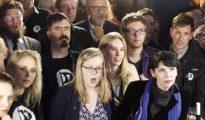 Decepción en las filas «piratas» al conocer los resultados en Islandia