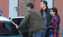 La Guardia Civil escolta a la mujer acusada de presentar una denuncia falsa por malos tratos