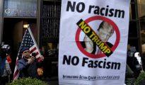 La propaganda anti-Trum está siendo agitada por el 'establishment' desde el inicio de su campaña a la presidencia de EEUU.