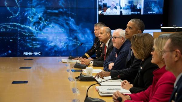 Barack Obama declaró la emergencia para Florida, Georgia y Carolina del Sur