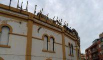 Lamentable estado de la plaza de Santa Cruz de Tenerife