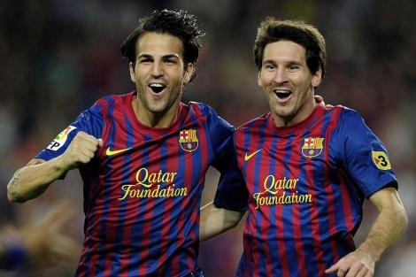 Qatar patrocina, entre otros, al FC Barcelona.