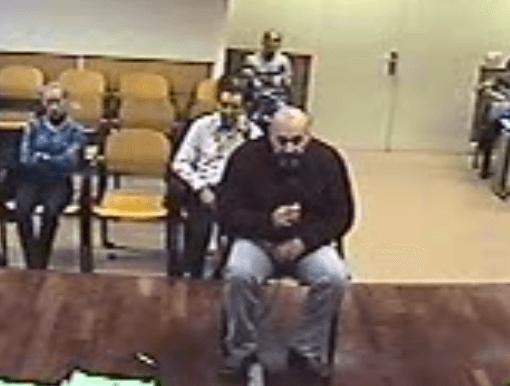 Julio Serrano Orihuela, supuesto amigo de la familia y testigo clave del juicio.