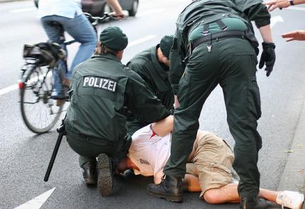 La policía sueca arresta a una persona sospechosa de tomar esteroides