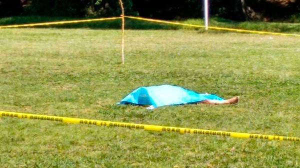 Víctor Trejo murió tras recibir un cabezazo en el rostro