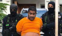 El supuesto capo narcotraficante hondureño Wilter Blanco Ruiz